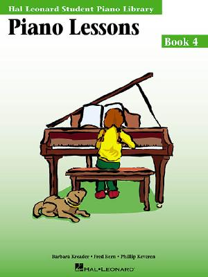 Piano Lessons By Kern, Fred/ Kreader, Barbara/ Keveren, Phillip